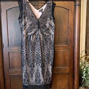 Super sexy Lane Bryant lace dress